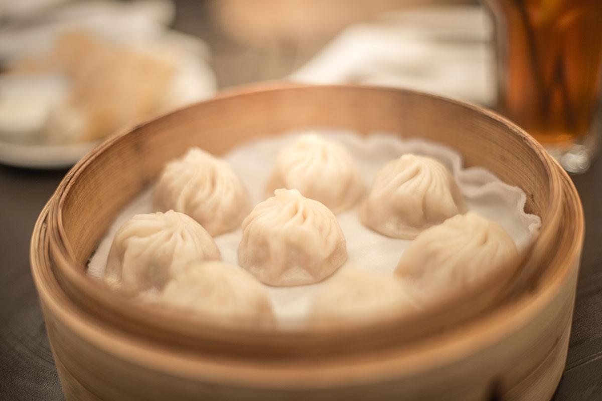 中国語でおいしそう-温かい料理