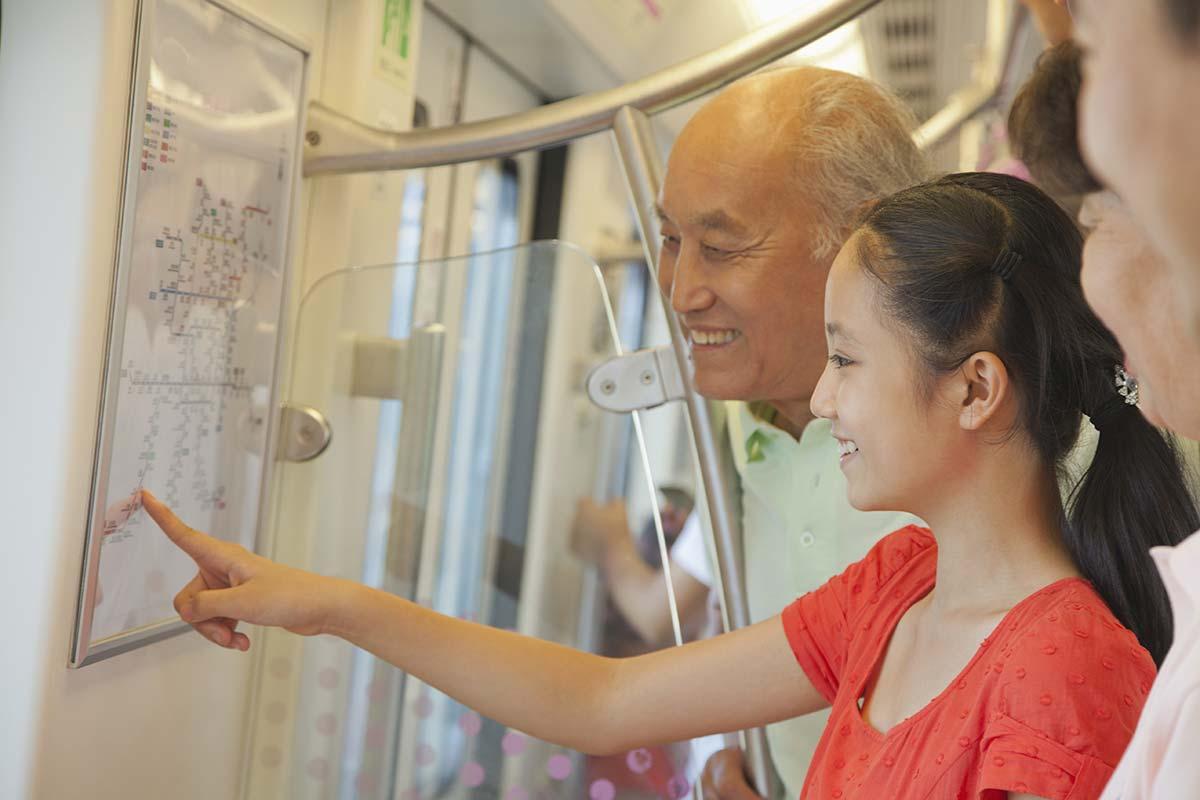 中国語会話「交通・移動」