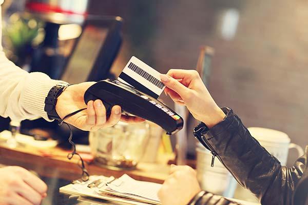 中国語会話-クレジットカード