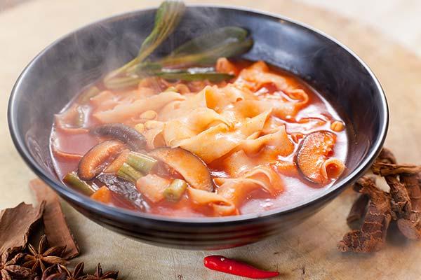 中国語会話-刀削麺