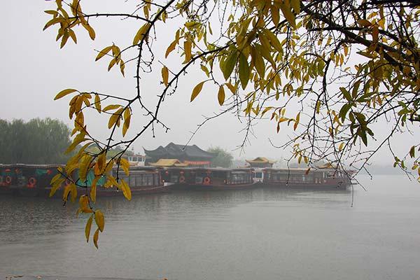 中国語会話-大雨