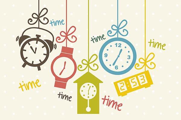 中国語会話-時間