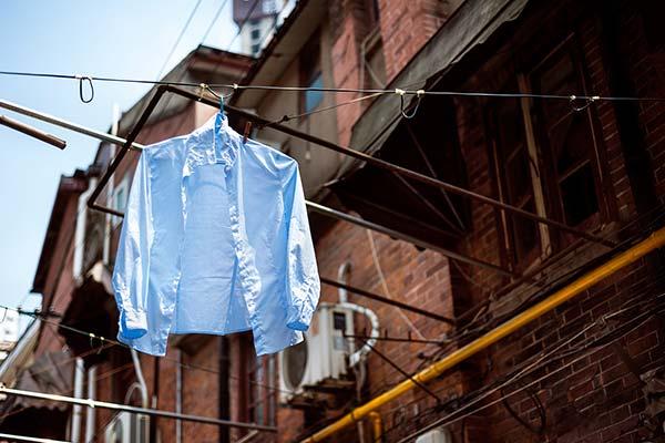 中国語会話-洗濯物