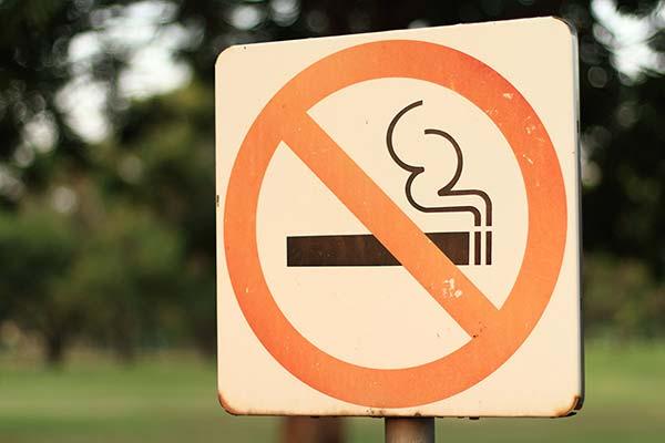 中国語会話-禁煙