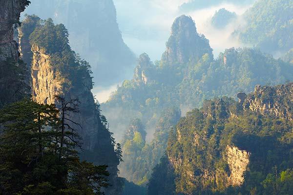 中国語会話-高い山