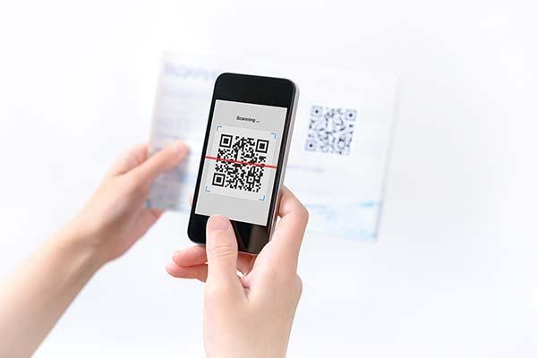 中国語会話-QRコード