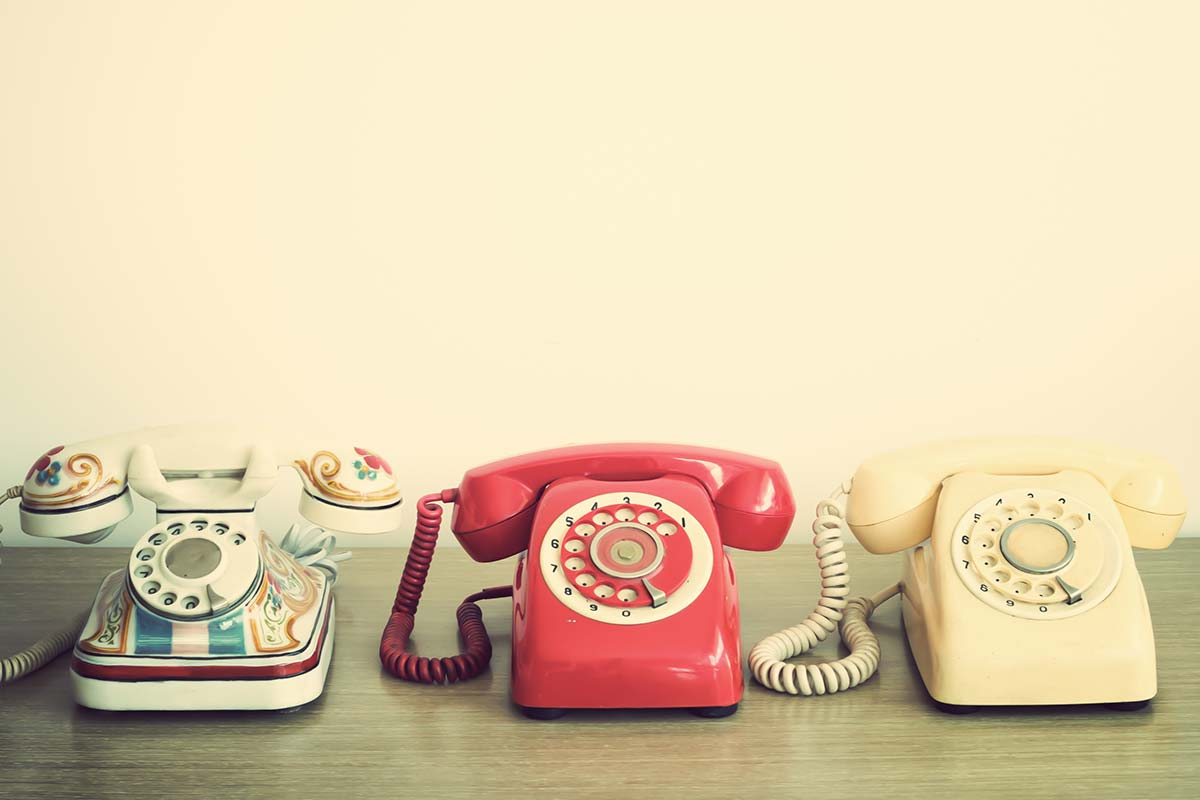 中国語で「もしもし」などの電話の表現集