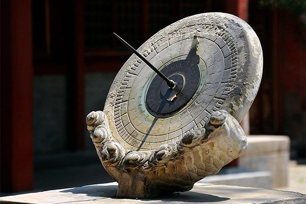 中国語で時間の表し方