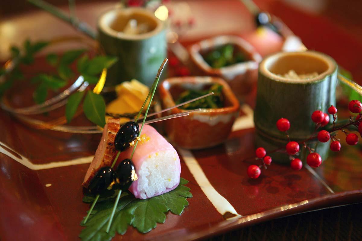 中国での日本料理